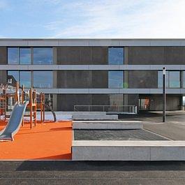 Ecole primaire Grand-Pré à Marly - année 2012 - 2015