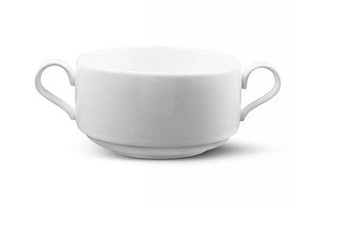 RAK Banquet Suppen obere 30cl mit Henkel uni weiss
