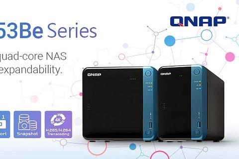 QNAP TS-x53Be Series