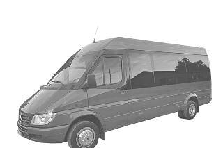 Minibus 17 places