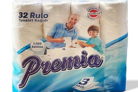 Papier toilette Premia-32 Rouleaux