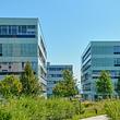Nous sommes au coeur de l'EPFL Innovation Park, au bâtiment D - 2e étage