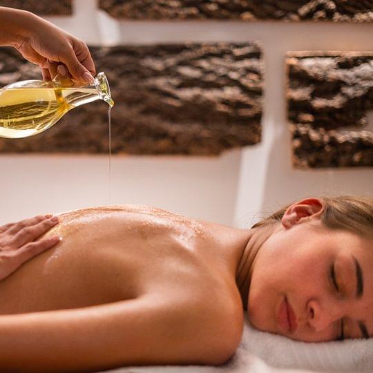 Massaggi e trattamenti estetici