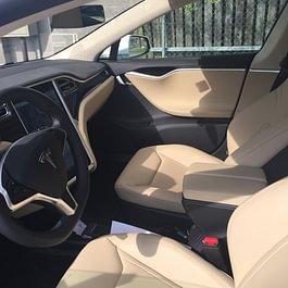 Innenausstattung Tesla Model S