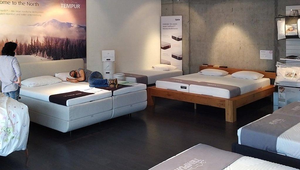 Bettenfachgeschäft Schlafwohl In Baar Adresse öffnungszeiten Auf