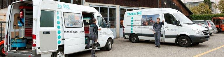 Tecom Communal AG