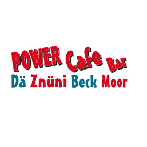 Power Cafe Bar Moor, St. Gallen - Logo