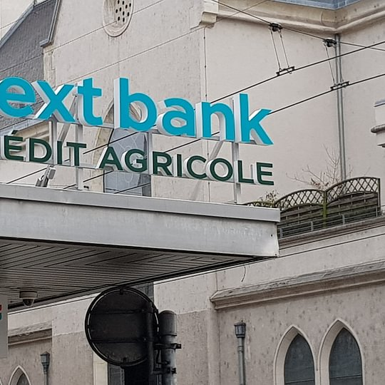 CREDIT AGRICOLE next bank (Suisse) SA