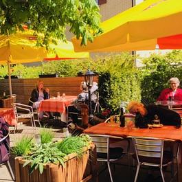 Gartenrestaurant St.Georgen St.Gallen