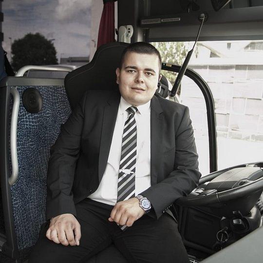 Geschäftsinhaber Herr Marko Pantic