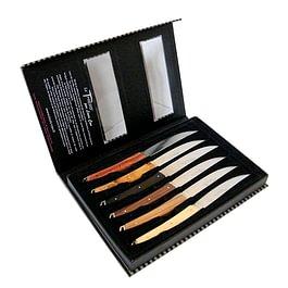 Coffret couteaux de Table Louis Cau