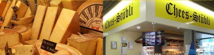 Chees-Stübli