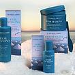 FIOR DI SALINA: Una fragranza che guida i sentori agrumeti e aromatici della costa mediterranea e la freschezza della brezza marina.
