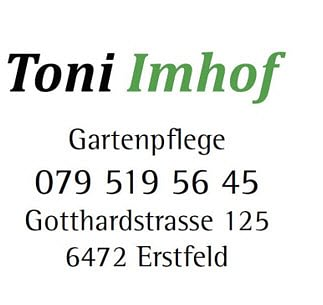 Imhof Toni