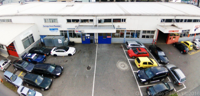 Garage auto passion villeneuve vd adresse horaires d for Garage auto quad passion