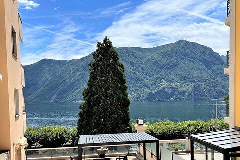 Lugano - 3.5-Zimmer-Wohnung am Seeufer der Stadt zum Verkauf