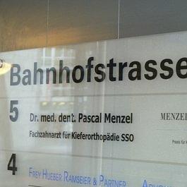 Bahnhofstrasse 12, 3600 Thun, 5. Stock (Lift)