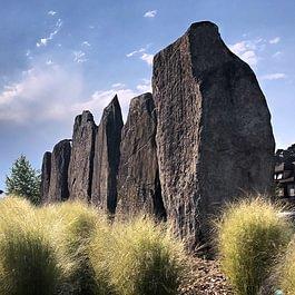 Les Menhirs de Lutry