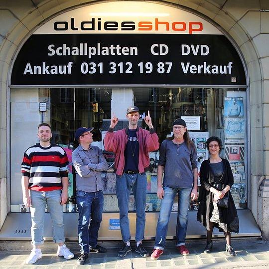 Oldies Shop