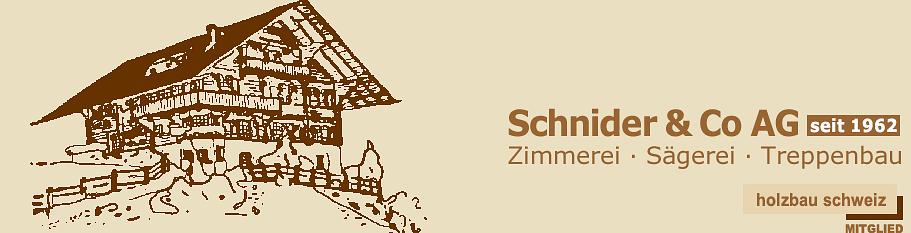 Schnider & Co AG