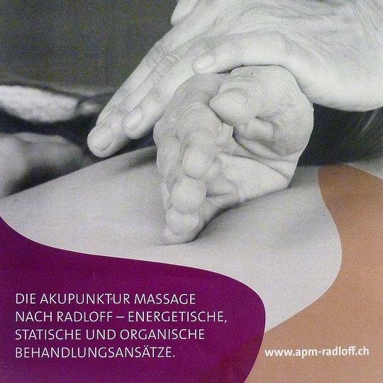 APM Massage nach Radloff