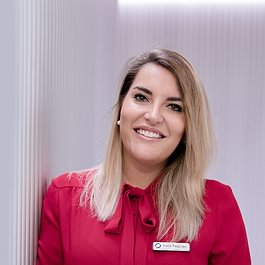 Katia Pagliuso, relation patientèle