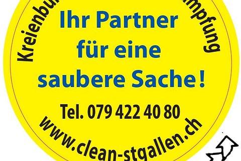 Kreienbühl - Schädlingsbekämpfung, St. Gallen mit dem persönlichen Kontakt.