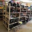 Schuhe, Inline-Skats, Rollschuhe, Schlittschuhe und vieles mehr
