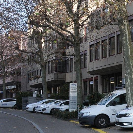 Firmensitz Preisig AG
