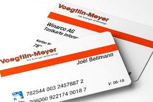 Voegtlin-Meyer Tankkarte