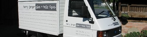 Harry Jerger Glas + Holz f.p.s.
