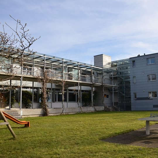 ULMENHOF neues Gebäude, Ottenbach