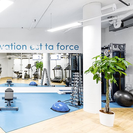 NonStop Gym Fribourg