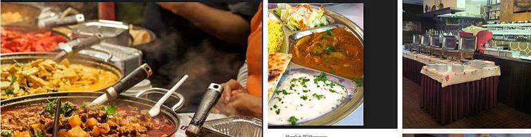 Restaurant Indian Tandoori Palace