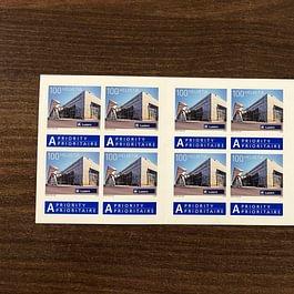 A Post Briefmarken