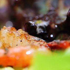 Vinaigrette de crevettes