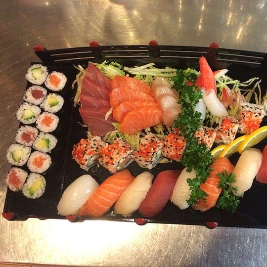 menu sushi imperial