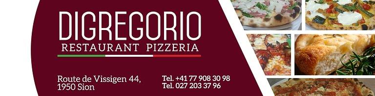 Digregorio Restaurant Pizzeria