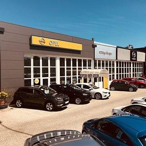 Distributeur Opel et point de vente Mazda