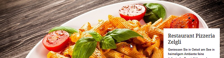 Restaurant Zelgli
