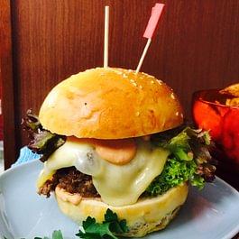 Alpkräuter-YAK Burger