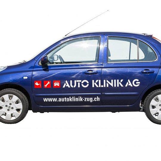 Autoklinik Zug GmbH, Hünenberg