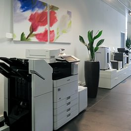Bürotechnik Printing Lösungen