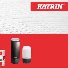 Katrin Handtücher und Spender