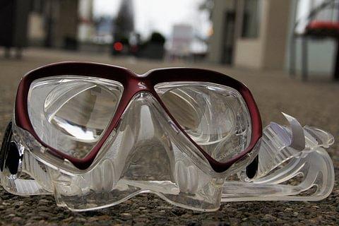 Gut und scharf sehen – mit der korrigierten Taucherbrille