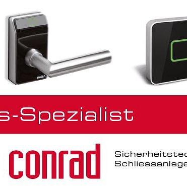 Conrad AG, Weinfelden - Schliesstechnik