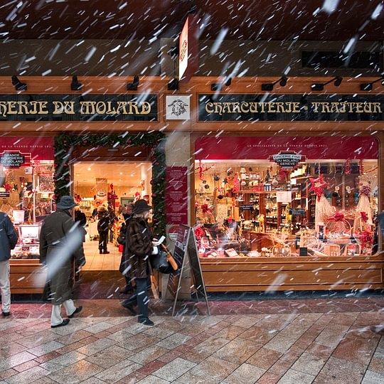 Grande Boucherie du Molard, 20 rue du Marché, 1204 Genève