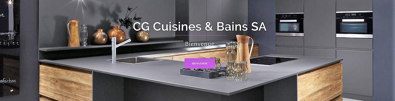 CG Cuisines et Bains SA