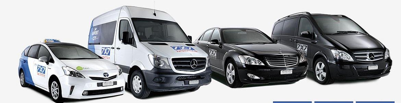 7x7 Taxi