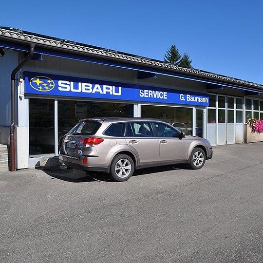 Garage und Carrosserie Baumann GmbH